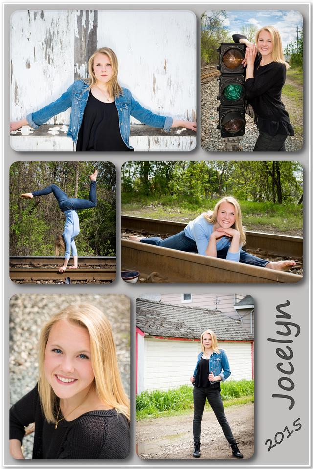 Jocelyn Blog page